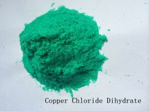 CAS NUMBER 10125-13-0 COPPER CHLORIDE