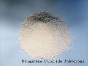 CAS NUMBER 7773-01-5 MANGANESE CHLORIDE